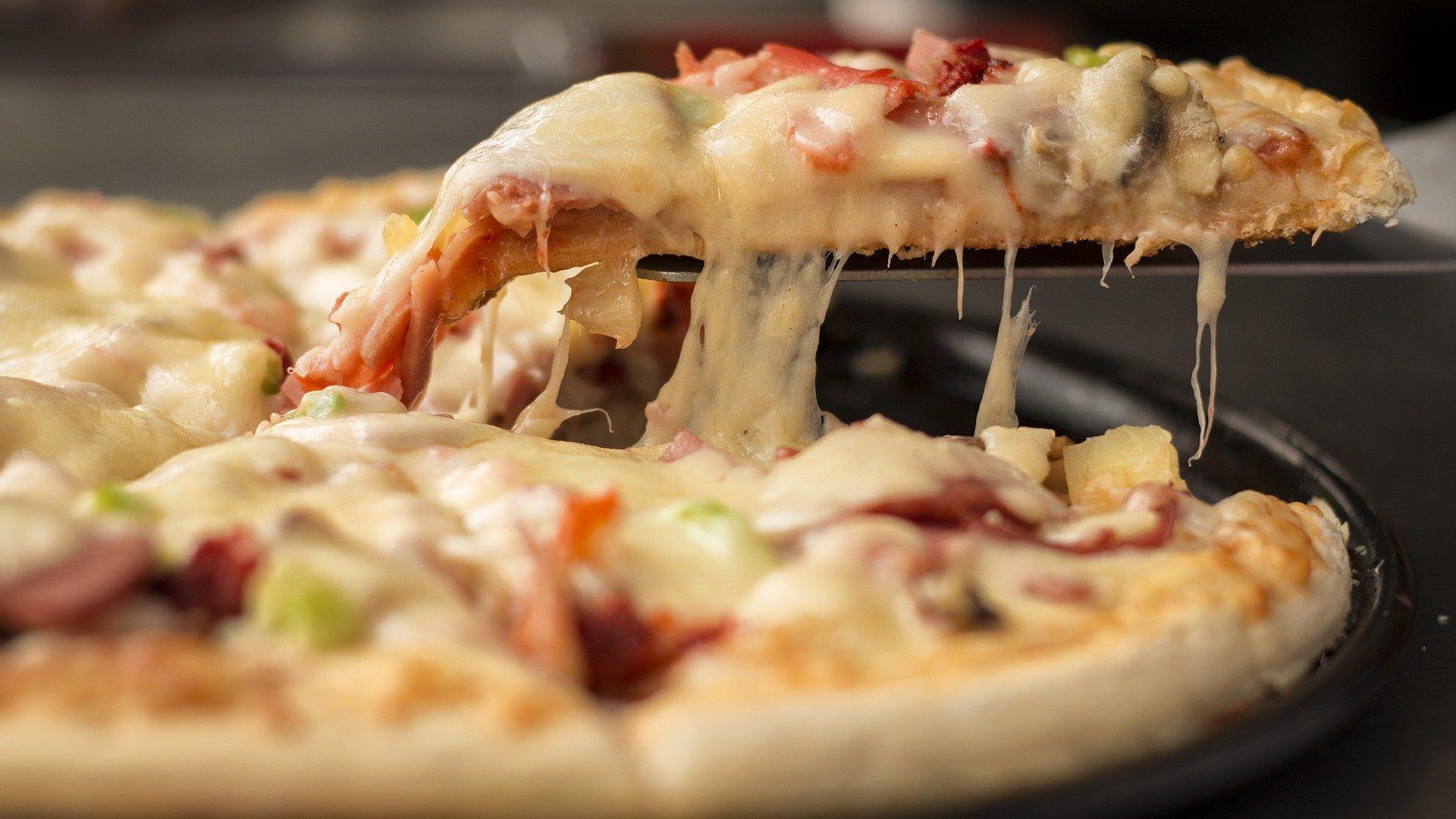 pizza in casa